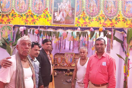 IMG:নবীগঞ্জে নামযজ্ঞ ও পদাবলী কীর্তন অনুষ্ঠিত